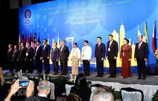 Envia maximo dirigente de Vietnam carta de felicitacion al presidente de la AIPA hinh anh 1