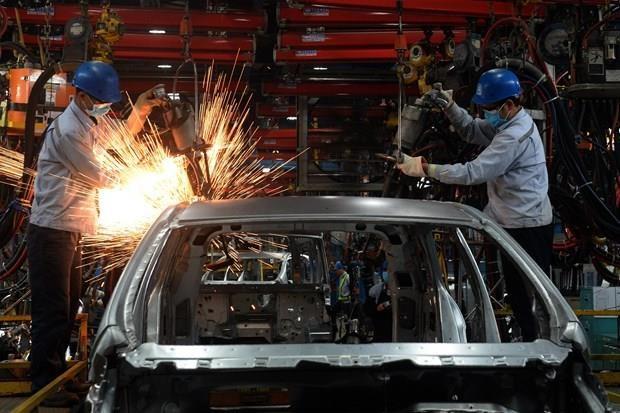 Repunta Corea del Sur como mayor exportador de componentes de automoviles de Vietnam hinh anh 1