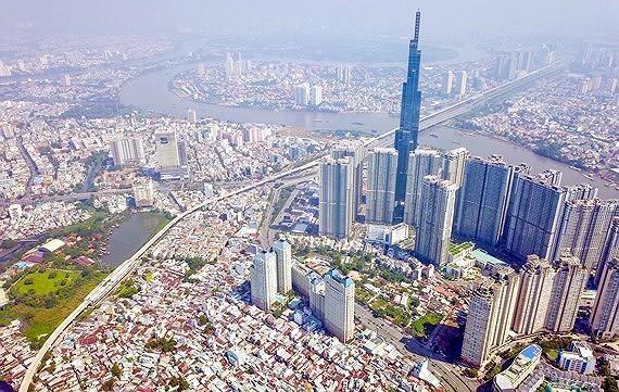 Delegacion de Ciudad Ho Chi Minh visita Shanghai para obtener experiencias hinh anh 1