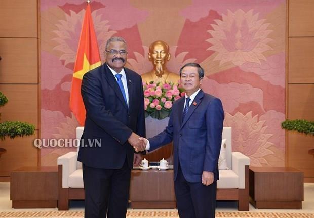 Aplaude Vietnam aprobacion de nueva Constitucion de Cuba hinh anh 1