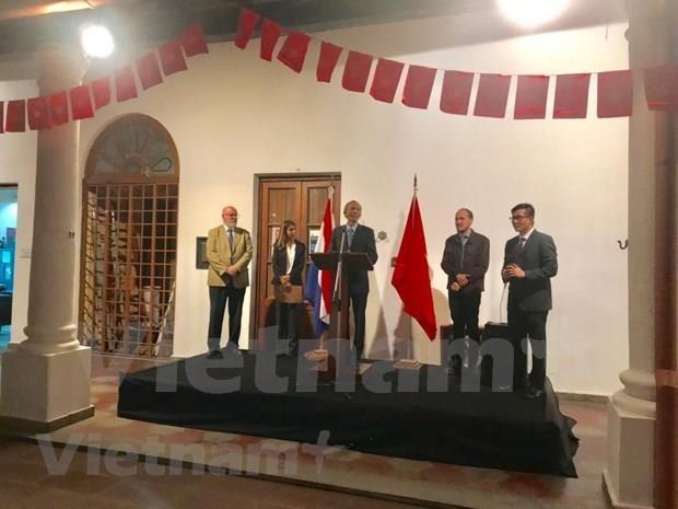 Celebran Dias de Vietnam en Paraguay hinh anh 1