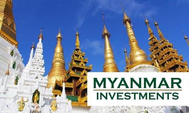 Myanmar atrae 3,5 mil millones de dolares de IED en 10 meses hinh anh 1
