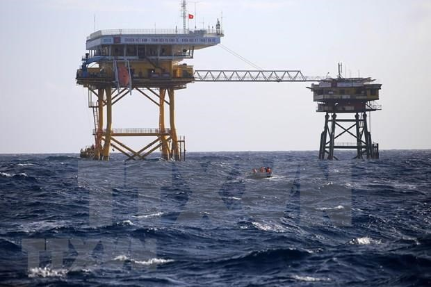 El Pentagono preocupado por intervencion china en exploracion petrolera en Mar del Este hinh anh 1