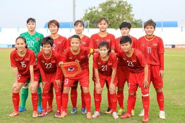 Vietnam, campeon del futbol femenino del Sudeste Asiatico 2019 hinh anh 1