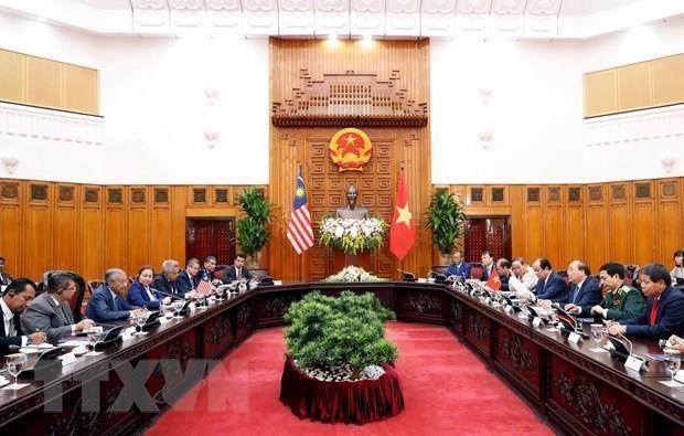Vietnam y Malasia robustecen asociacion estrategica hinh anh 1