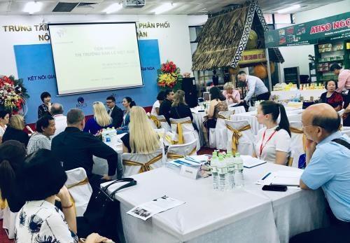Proyectan Vietnam y Rusia estimular lazos comerciales e inversionistas hinh anh 1