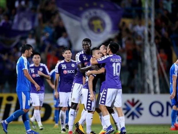 Participa por primera vez club de Vietnam en finales interzonales de Copa AFC hinh anh 1