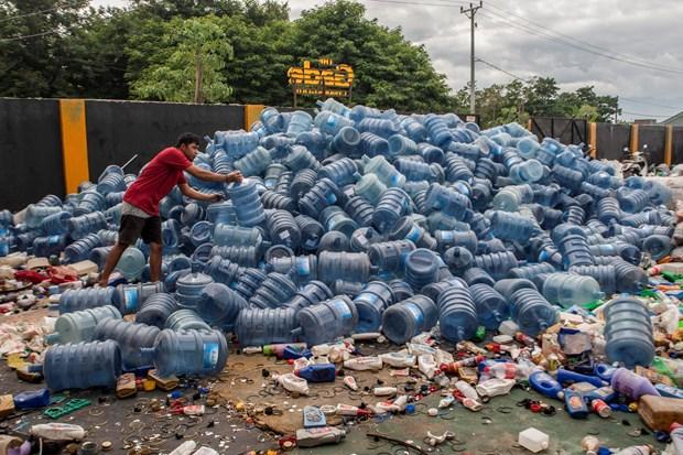 Destinara Alianza para Acabar con los Residuos Plasticos fondos para Sudeste Asiatico hinh anh 1