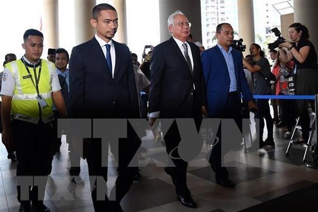 Malasia inicia nuevo juicio por corrupcion contra exprimer ministro Najib Razak hinh anh 1