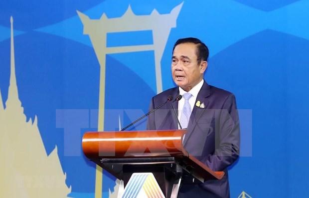 Resalta Tailandia el papel de la ASEAN en el Indo-Pacifico hinh anh 1
