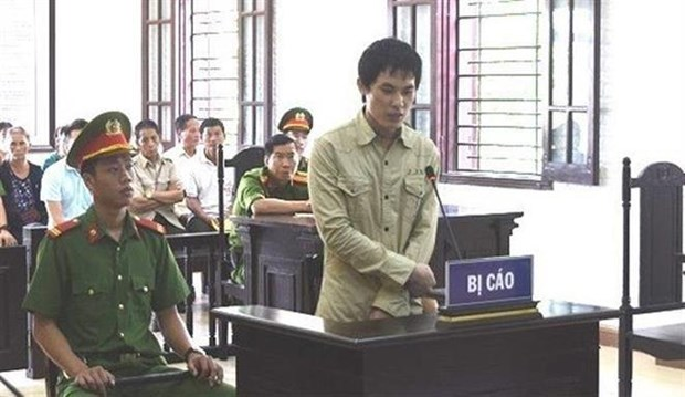 Condenan a muerte en Vietnam a narcotraficante laosiano hinh anh 1