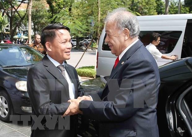 Realzan nexos entre Partido Comunista de Vietnam y Partido del Trabajo de Mexico hinh anh 2