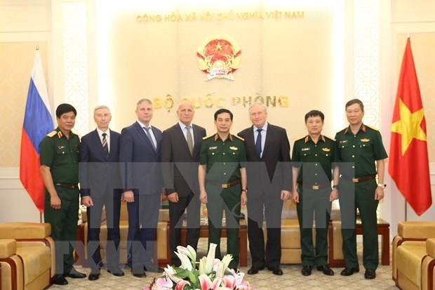 Rusia mantiene su respaldo en conservacion del cuerpo del Presidente Ho Chi Minh hinh anh 1