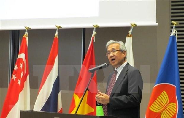Destacan importancia del asunto del Mar del Este para estabilidad y seguridad regional hinh anh 1