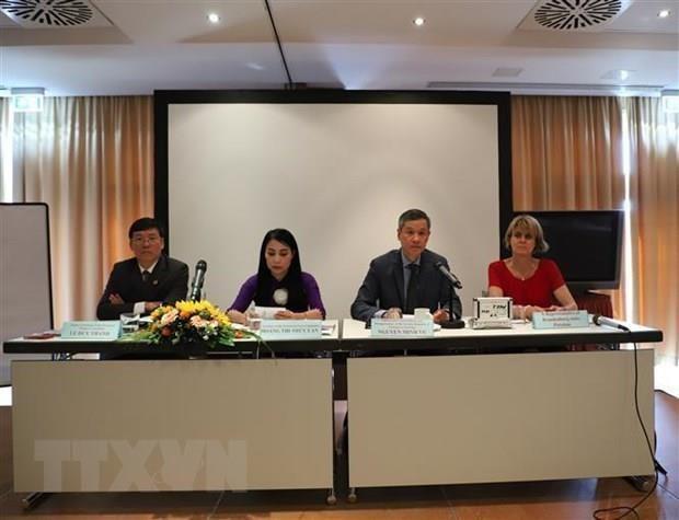 Promueve provincia vietnamita ampliacion de las inversiones de Alemania hinh anh 1