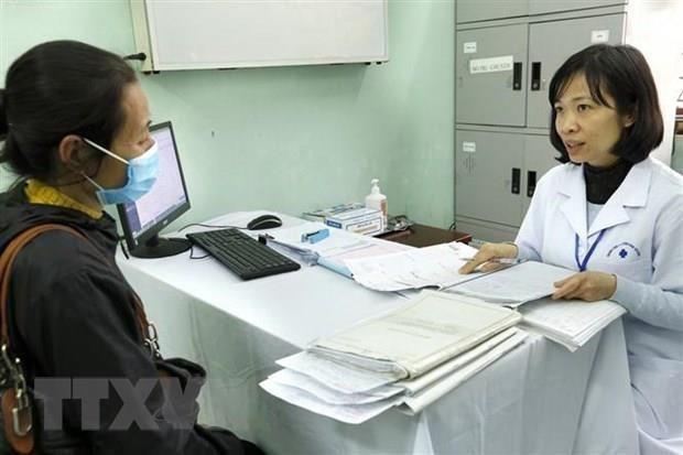 Promueven en Vietnam participacion del sector privado en lucha contra VIH / SIDA hinh anh 1