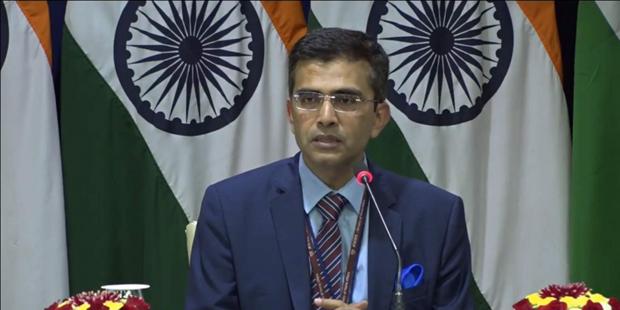 Reitera la India su apoyo a libertad de navegacion maritima y aerea en el Mar del Este hinh anh 1
