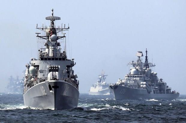 Emiten Francia, Alemania y Reino Unido declaracion conjunta sobre la situacion en el Mar del Este hinh anh 1