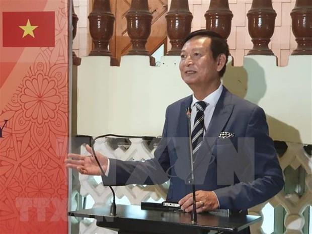 Augura embajador tailandes el exito de Vietnam como presidente de la ASEAN en 2020 hinh anh 1