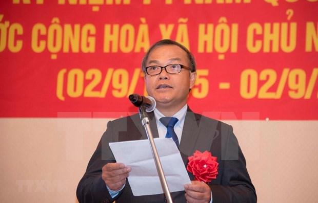 Conmemoran en Japon Dia Nacional de Vietnam hinh anh 1