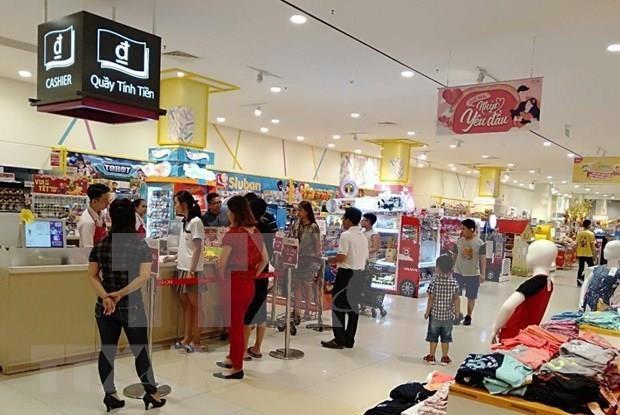 AEON destaca potencial del mercado vietnamita hinh anh 1