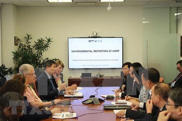 Vietnam colabora con PNUD en implementacion de Objetivos de Desarrollo del Milenio hinh anh 1