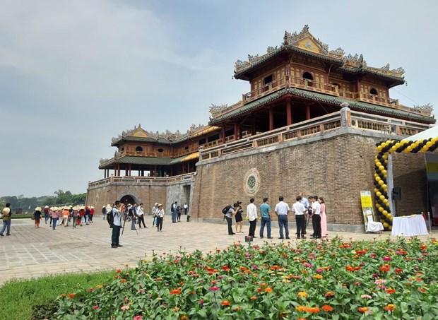 Atractivos festivales atraen turistas a la provincia vietnamita de Thua Thien- Hue hinh anh 1