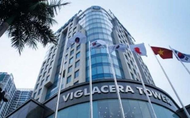 Logra Grupo vietnamita Viglacera premio global de calidad hinh anh 1