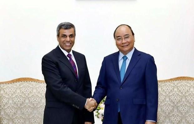 Vietnam desea impulsar exportacion a Kuwait hinh anh 1