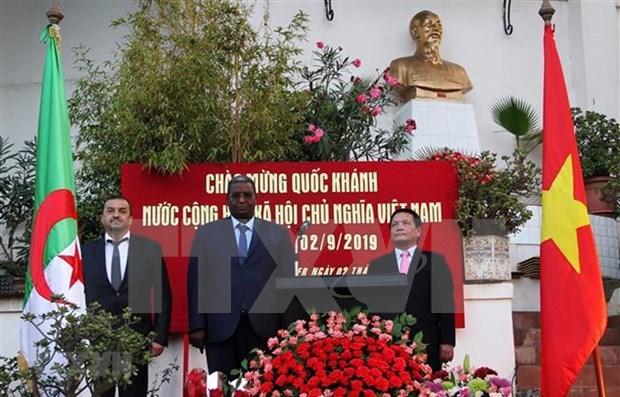 Conmemoran Dia Nacional de Vietnam en Argelia y Tanzania hinh anh 1
