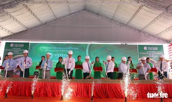Inician en Vietnam construccion de planta de tratamiento termico de residuos para generacion electrica hinh anh 1