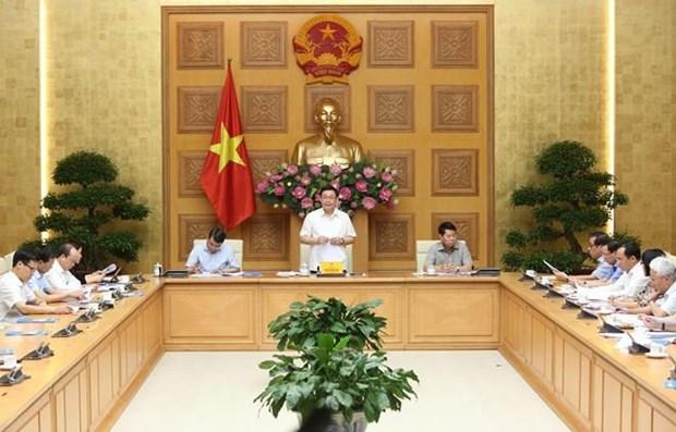 Vietnam se compromete a seguir lucha contra lavado de dinero hinh anh 1