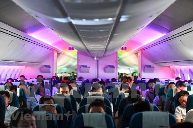 Utilizara Vietnam Airlines avion mas moderno de Boeing en ruta a Corea del Sur hinh anh 1