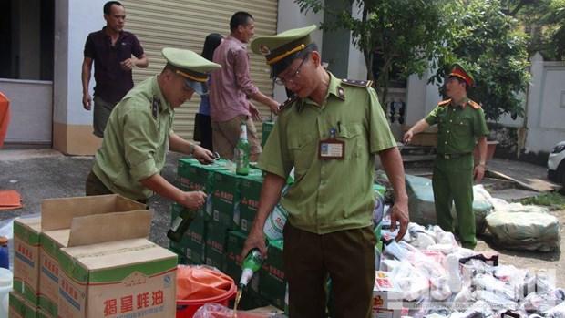 Fortalece provincia vietnamita de Bac Giang control del mercado hinh anh 1