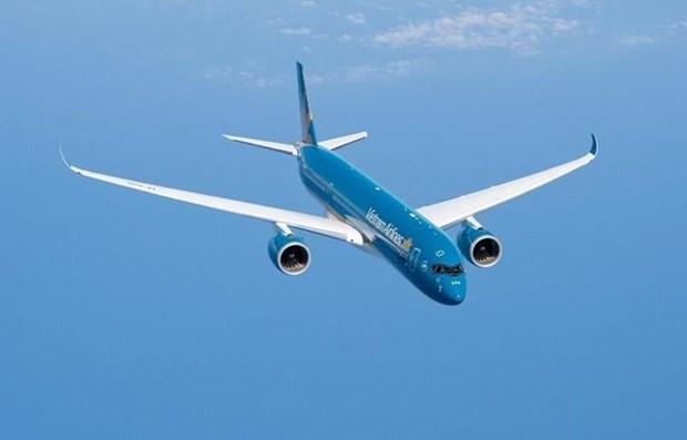 Obtiene Vietnam Airlines permiso para vuelos directos a Estados Unidos hinh anh 1