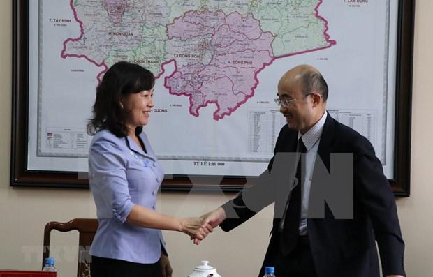 Atrae provincia vietnamita inversionistas japoneses hinh anh 1