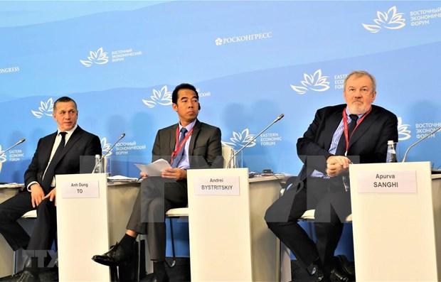 Comparten Vietnam y Rusia similitudes en orientacion economica hinh anh 1