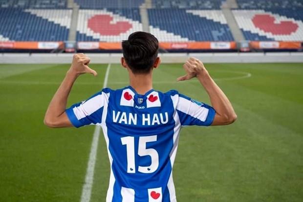 Futbolista vietnamita jugara para SC Heerenveen en Liga Holandesa hinh anh 1