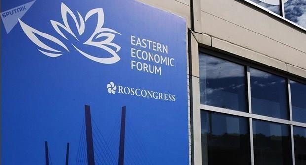 Asiste Vietnam al V Foro Economico del Este en Rusia hinh anh 1