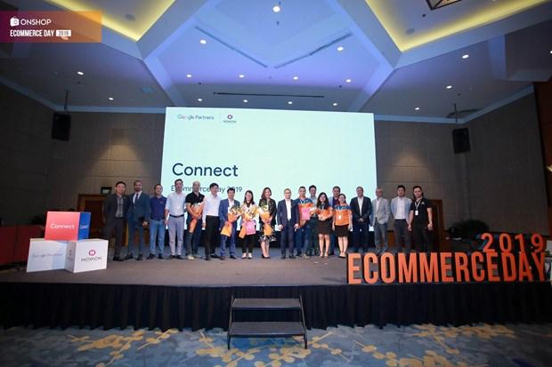 Destacan expertos desarrollo del comercio electronico en Vietnam hinh anh 1