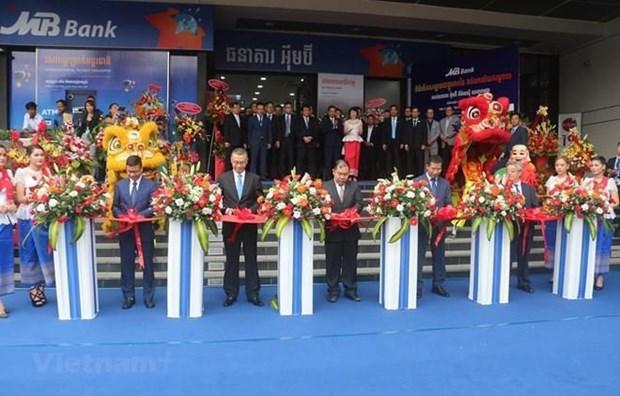 Agradece gobernador del Banco Nacional de Camboya contribuciones de empresas vietnamitas hinh anh 1