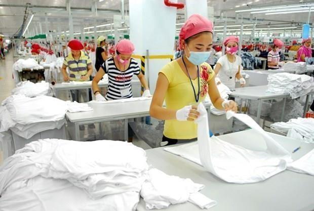 Registra provincia vietnamita amplio superavit comercial en ocho meses hinh anh 1