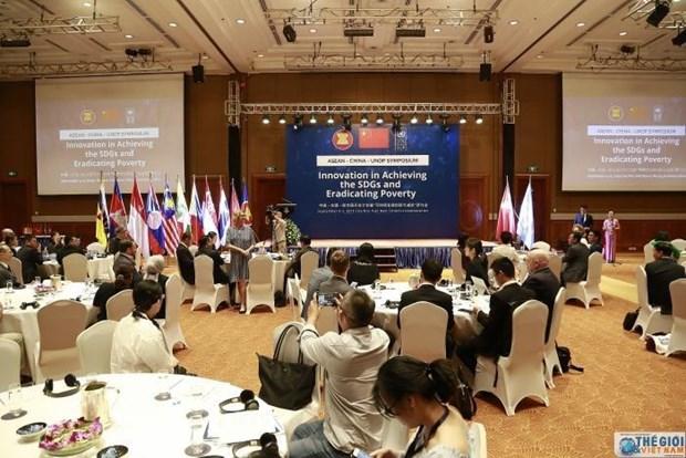 Debaten en Vietnam planes para cumplir Objetivos de Desarrollo Sostenible hinh anh 1