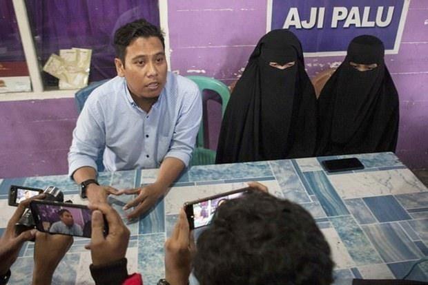 Captura Indonesia a tres presuntos terroristas islamicos hinh anh 1
