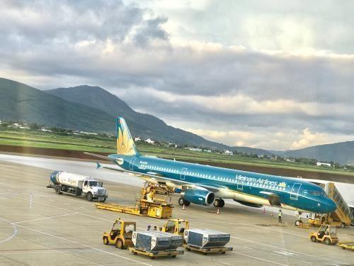 Acelera Vietnam Airlines procedimientos para vuelos directos a Estados Unidos hinh anh 1