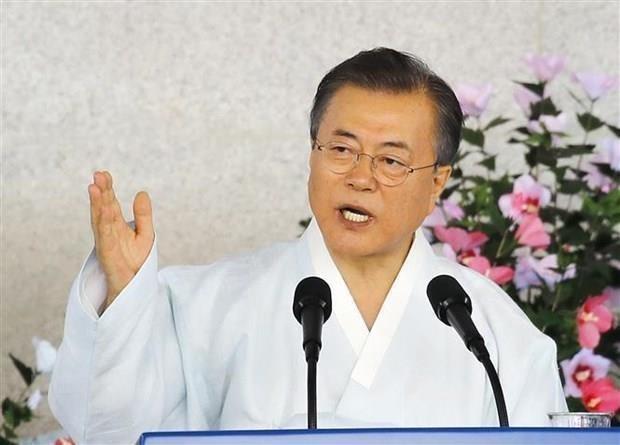 Corea del Sur revela vision sobre cooperacion con naciones del Mekong hinh anh 1
