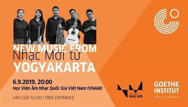 Interpretaran artistas indonesios musica contemporanea en Hanoi hinh anh 1