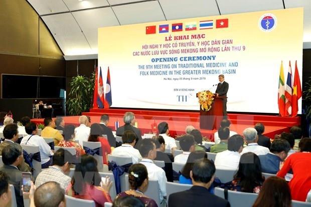 Paises del Mekong refuerzan cooperacion en medicina tradicional hinh anh 1