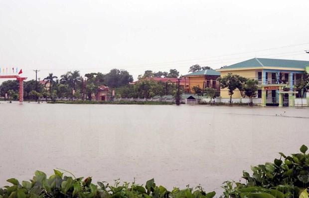 Reporta Vietnam al menos cuatro muertos por catastrofes naturales hinh anh 1