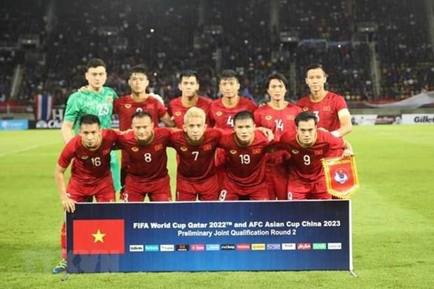 Indica entrenador de seleccion vietnamita de futbol que empate con Tailandia es un resultado aceptable hinh anh 1